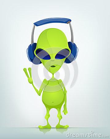 music alien 2