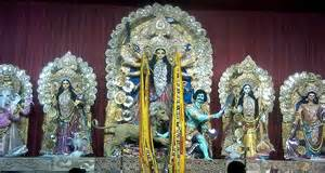 My Durga puja