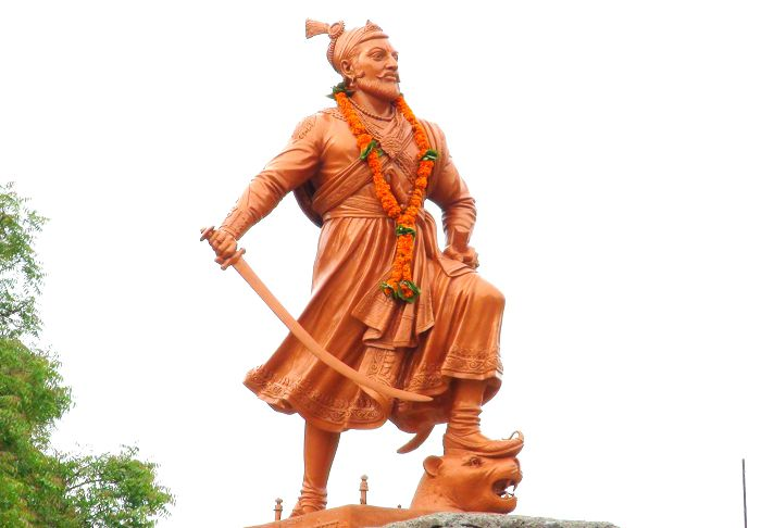 Had Shivaji been born in England, we would not only have ruled earth but the whole Universe      –Lord Mountbatten, England