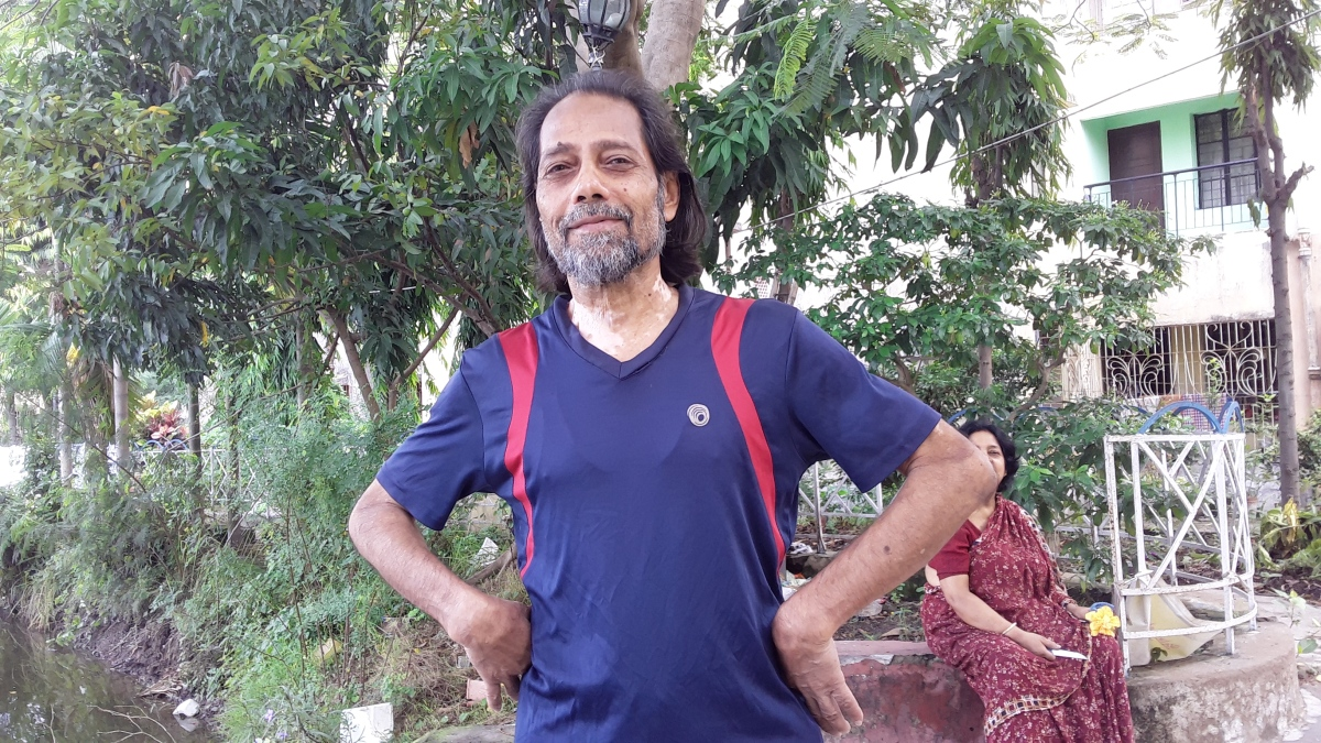 Shri Chanchal Roy thePantomimist