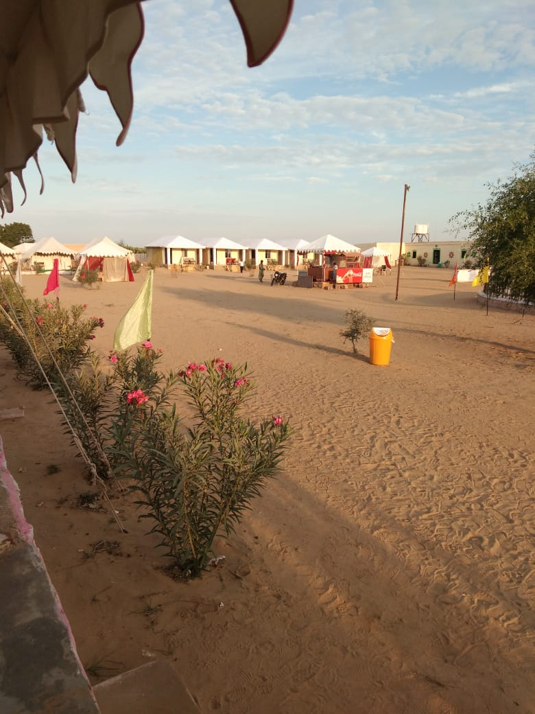 MY VISIT TO JAISALMIR CAMP and OTHER PLACES [ incomplete]